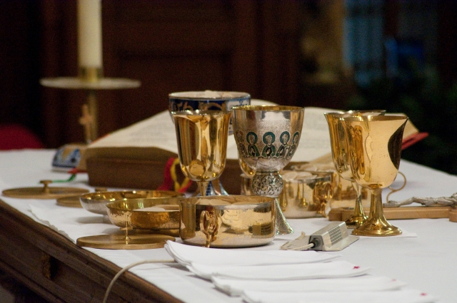 Caring for Your Church Metalware « National Altar Guild Association
