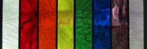 gayflagstainedglass
