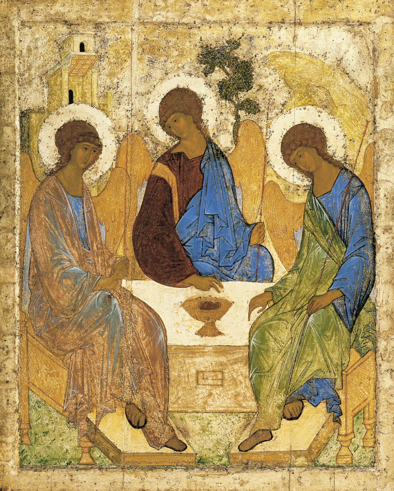 trinity panel